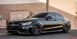 HRE FF01 ( Premium Flow Form Wheel  ) ( C63 / C63S / AMG ) * WheelsCo *