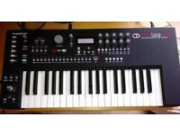 Elektron analog keys synthesiser