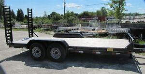 2015 titan 20' - 7 TON EQUIPMENT TRAILER Peterborough Peterborough Area image 2
