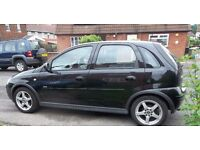Vauxhall Corsa 1.2 FOR SALE Twinport 5 doors hatchback, manual, great car