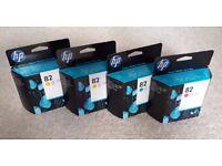 HP 82 printer ink (69 ml) – BRAND NEW