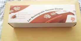 Portable Vacuum Cleaner, Like new, light use once only