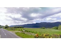 Large rural Argyll property for sale, with approx 8 acres of land
