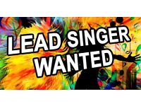 Singer Wanted for Club/Events Band