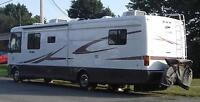 2001 Holiday Rambler Admiral M-36D, Ford Édition Spécial