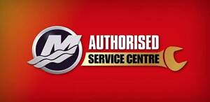 Mercury Outboard Servicing (Authorised Dealer) Fyshwick South Canberra Preview