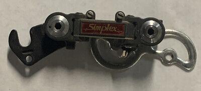NOS vintage SIMPLEX Front Derailleur CAGE Prestige LJ Criterium