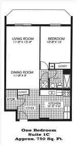 Beautiful 1 & 2 Bedroom Suites - Ask about our Incentives! Kitchener / Waterloo Kitchener Area image 12