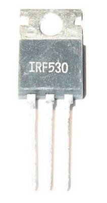 Irf530 N-channel Power Mosfet - 100v - 14a - Irf-530