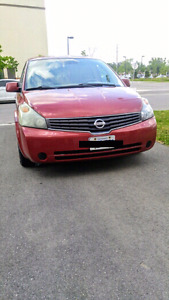 Nissan quest 2007 AS-IS