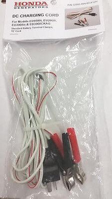 New Honda Eu1000i Eu2000i Eu3000i Generator Dc Charging Cable Cord Free Shipping
