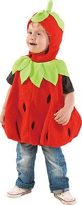 m Kleinkind Strawberry Frucht (Kleinkind Kostüm Erdbeere)