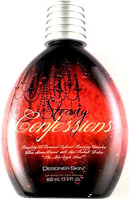 Steamy Confessions Indoor Tanning Bed Lotion W/ Dha Bronz...