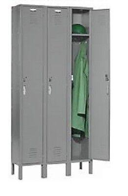 Nexel Capital Steel Locker Storage Gym School Cs183kd Cabinet Lockers New