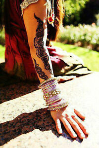 Henna body artist / Henna tattoos & custom work!! Mehndi Windsor Region Ontario image 7