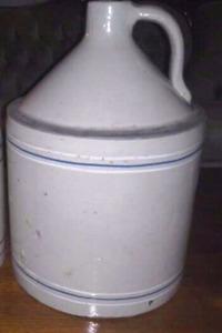 Antique 1 1/2 Gal. Toronto Pottery Co. Mfgs. Stoneware Jug