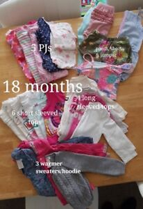 Toddler Girls clothing (12-18 months) $2/each or $40 for the lot