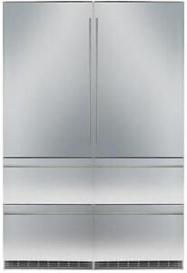 https://aniks.ca/ Liebherr HC1540-HC1541 60 wide, 84 Tall Fully Integrated side by side Bottom-Freezer Refrigerator