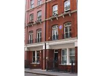 Splendid Office Space to rent in Mortimer Street (W1), Private, Period Building
