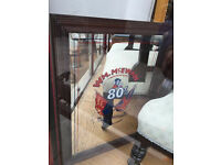 Pub mirrors , good condition , size 24 X 18 in £50 each Feel free to view
