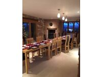 Wanted - A chef to cook our Christmas Day Meal!