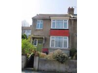 THREE DOUBLE BEDROOM HOUSE TO RENT, STANMER VILLAS, BRIGHTON, UNFURNISHED