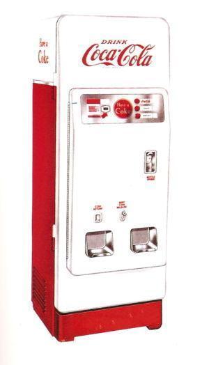 coke machine for sale ebay