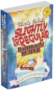 Uncle John's Bathroom Reader-2 Books for $5