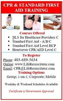 Quality CPR and First Aid Training
