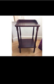Good Condition Wooden Tall Table
