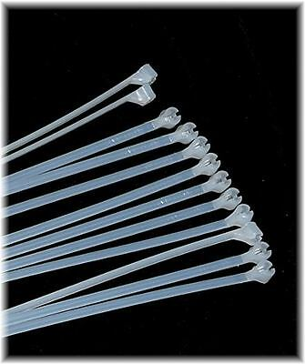 """14/"""" UlTRA ThiN CaBLe TiEs ~ REBORN DOLL SUPPLIES"""