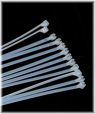 """Ultra Thin Cable Ties for Reborn doll supply, 25 -14"""" ties,Thomas & Betts-TY234M"""