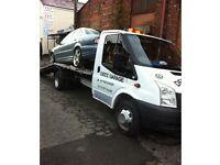 Breakdown recovery Manchester.jumpstart call outs garage drop offs ebay pick ups long distance cal