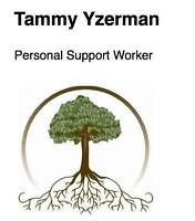 Personal Support Worker - home care