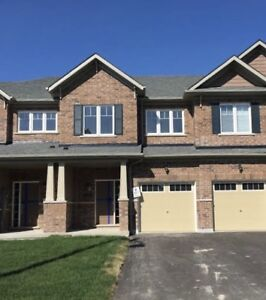 North Oshawa Townhouse For Rent, Available Oct 1
