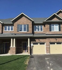 North Oshawa Townhouse For Rent, Avail Sept 1, 3bed/bath