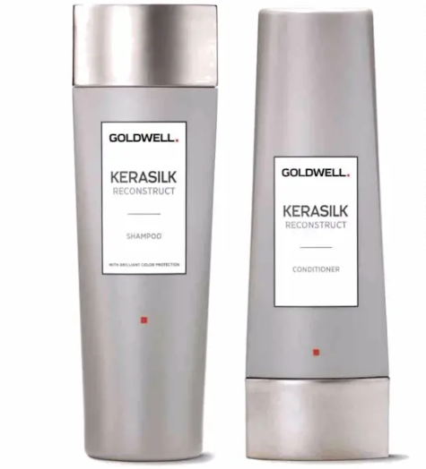 kerasilk reconstruct shampoo and conditioner keratin 8