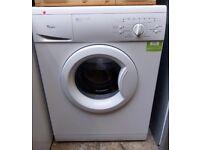Whirlpool Washing Machine 6KG 1200 RPM