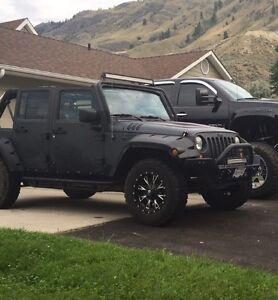 2008 Jeep Wrangler FULL LINE-X