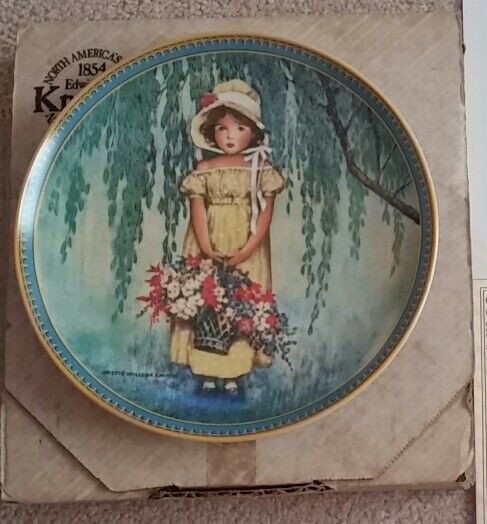 1986 KNOWLES CHILDHOOD HOLIDAY MEMORIES ~ THANKSGIVING ~ JESSIE WILLCOX SMITH