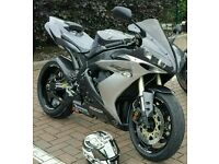 2004 Yamaha R1 for sale or swap