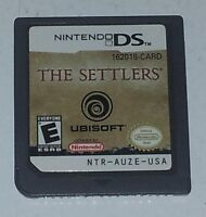 The Settlers Nintendo DS