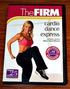 new Cardio Dance Express DVD
