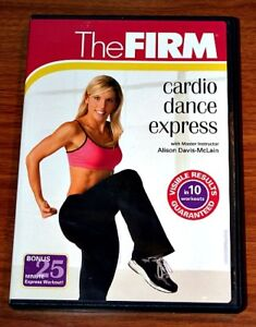 new Cardio Dance Express DVD