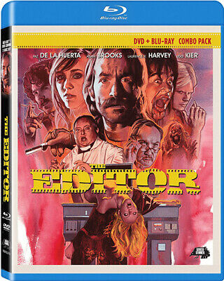 The Editor (Blu-Ray Disc + DVD) **New**