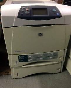 4350dtn High Speed Monochrome Duplex laser printer