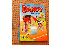 Dandy comic annual 1987