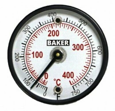 Baker 314fc Magnetic Surface Thermometer 50 To 750degf 10 To 400degc