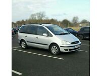 AUTOMATIC Ford Galaxy 2003 1.9 diesel 7 seater