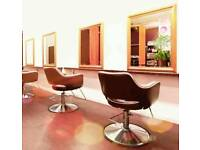 Chair to rent in salon for £180 per week